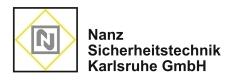 Nanz Sicherheitstechnik Karlsruhe